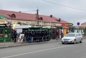 Что происходит в Барановичах 25 октября? Обновляется