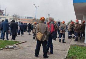 Начались протесты рабочих. Что происходит на предприятиях в Беларуси 26 октября. Онлайн