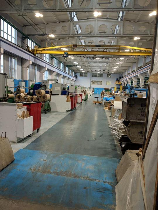 Минский электротехнический завод. Фото TUT.BY