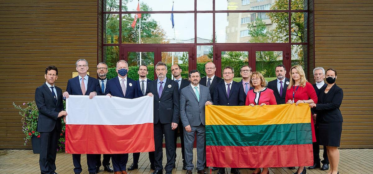 Посол Польши и посол Литвы уехали из Беларуси, посол Германии уедет 6 октября