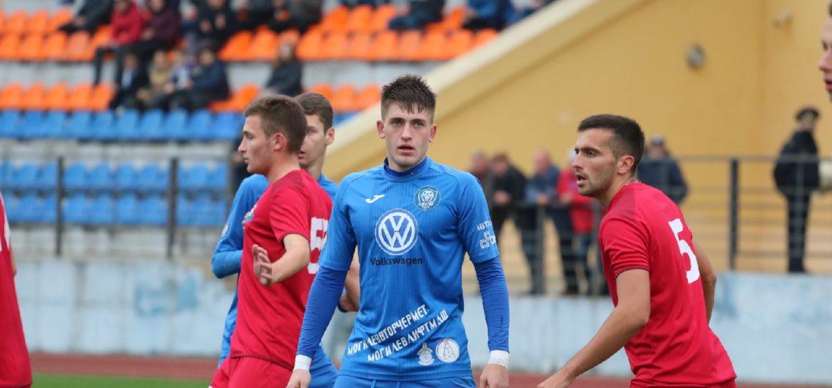 Как сыграл ФК «Барановичи» против лидера на его поле в Могилеве?