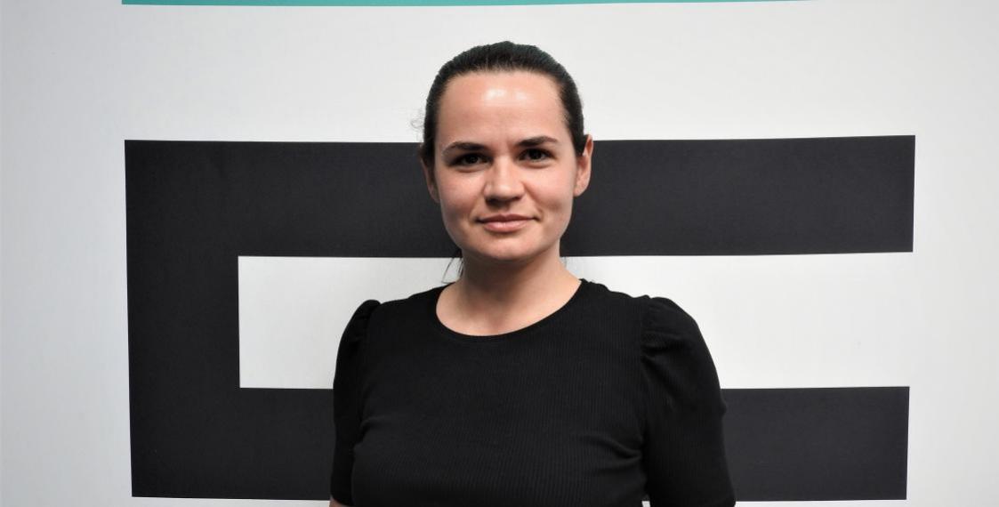 Светлана Тихановская. Фото: Еврорадио