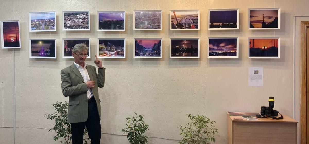 В Барановичской центральной библиотеке открылась первая выставка фотографа Андрея Болко