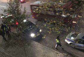 «Вели в автозак, как преступников». В Барановичах в день забастовки задержали нескольких человек