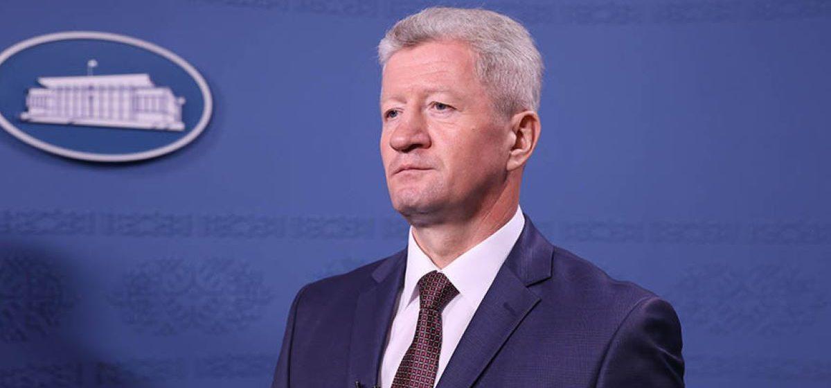 Новым министром культуры назначен бывший помощник президента — инспектор по Брестской области