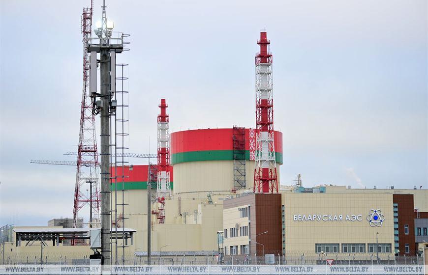 Первый энергоблок БелАЭС снова запустили