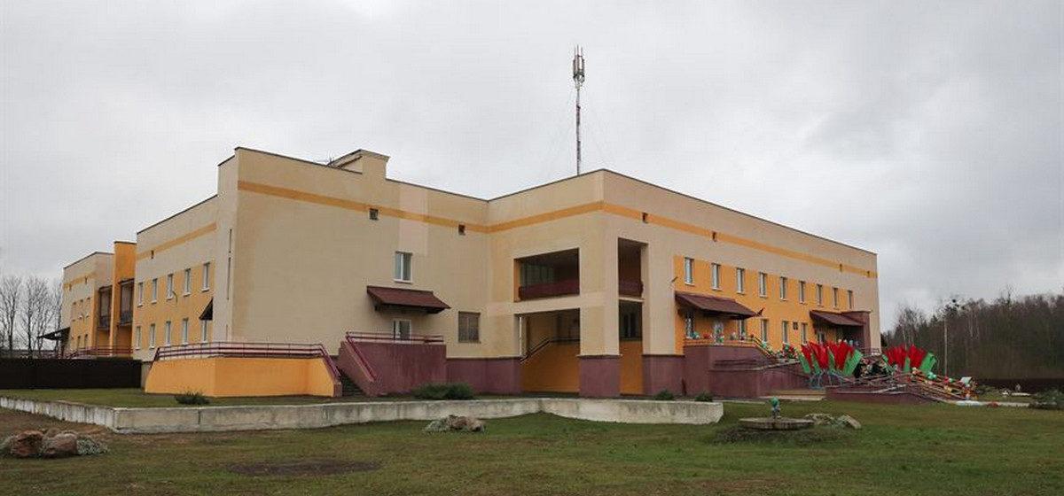 Психоневрологический дом-интернат для престарелых и инвалидов открыли в Ляховичском районе. Фото