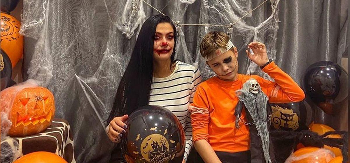 Барановичи в Instagram. Как отмечали Хэллоуин и как наряжались жители города