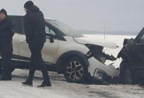 Четыре человека пострадали в аварии под Барановичами. Фотофакт