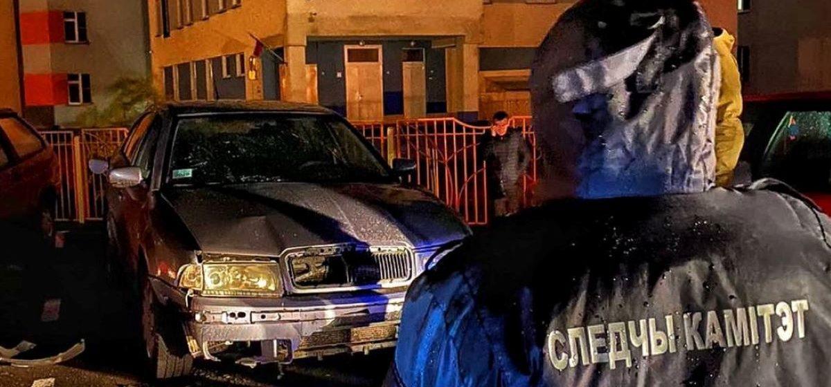 Следственный комитет: в Гродно ночью пытались взорвать автомобиль милиционера