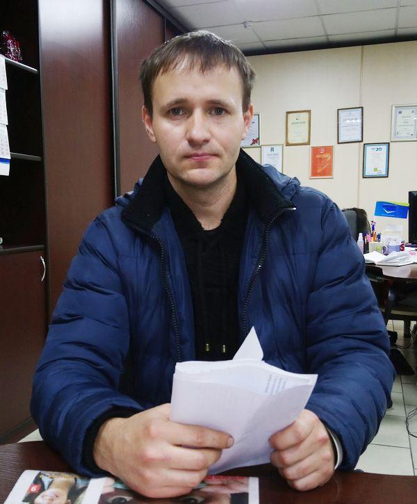Александр Клочко. Фото: Людмила СТЕЦКО