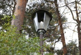 Как двор на улице Фроленкова остался без света и что с этим будут делать, ответили в Барановичском ЖКХ