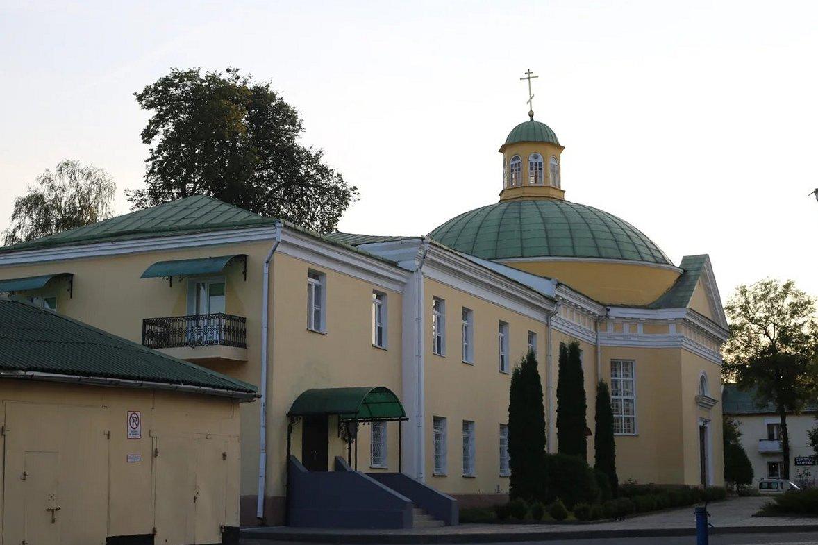Свято-Михайловский собор в Лиде. Фото: Никита ПАСТУХОВ