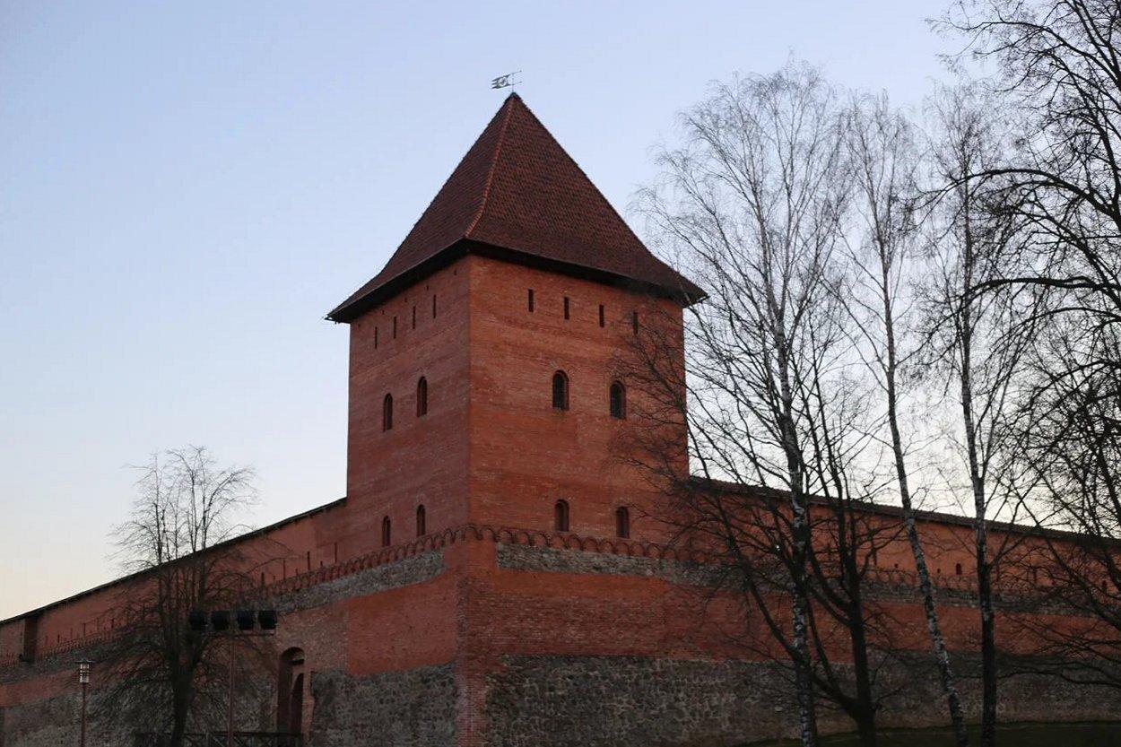 Лидский замок. Фото: Никита ПАСТУХОВ