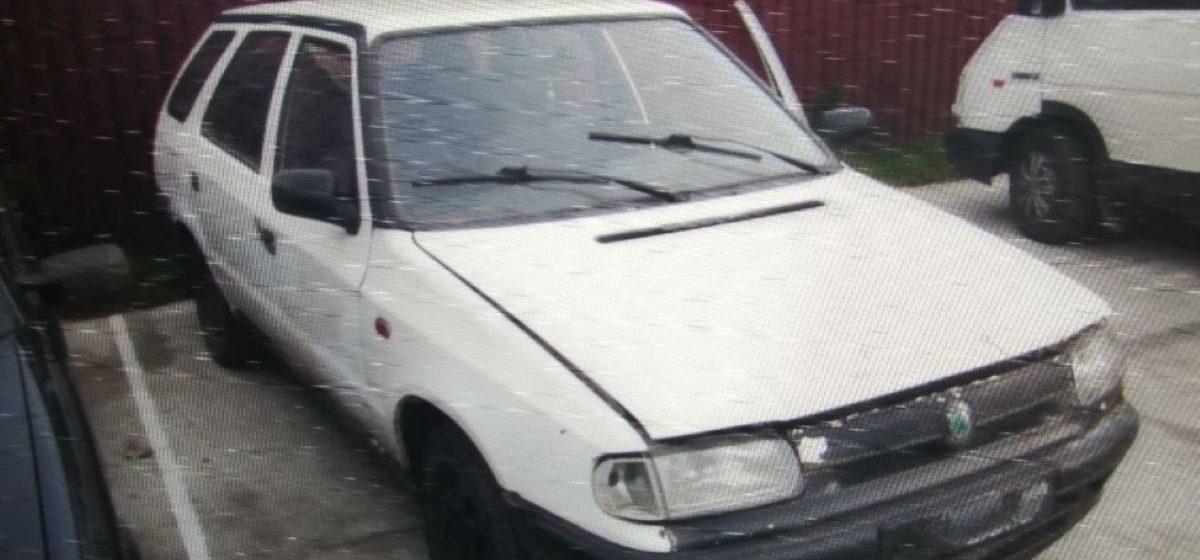 Житель Барановичей отдал знакомому машину для ремонта, а тот сдал ее на металлолом