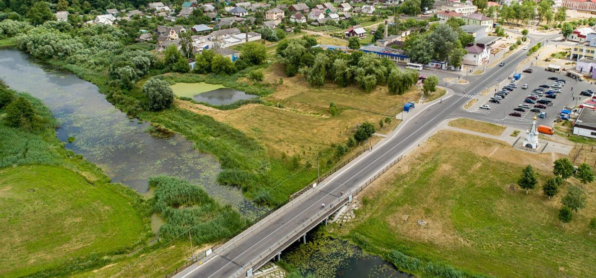 Тело жительницы Кобрина нашли в реке в Ляховичах