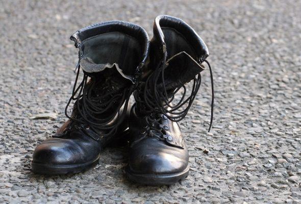 Армейские ботинки для широкого использования