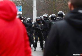 Применение спецсредств и жесткие задержания. Что происходит в Минске 22 ноября?