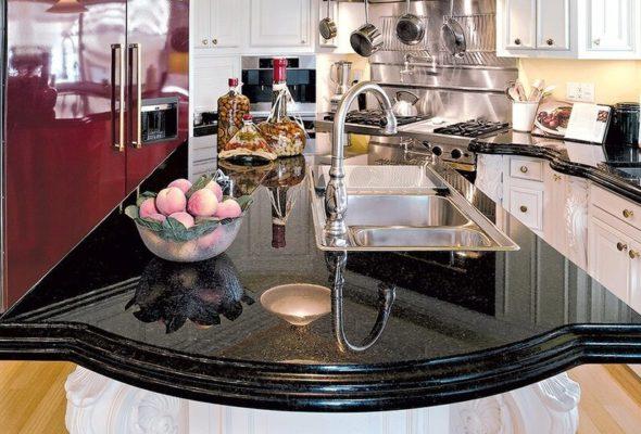 Столешницы из мрамора – отличное решение для вашего дома