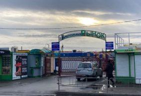 Что происходит на рынке «Универсальный» в Барановичах во время второй волны коронавируса