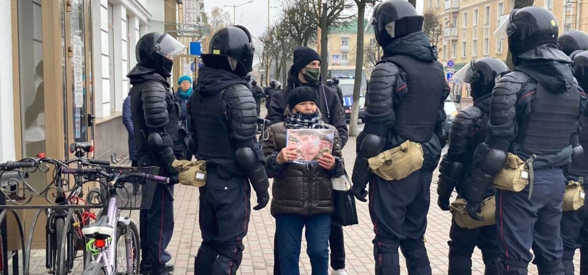 Правозащитники: в воскресенье в Беларуси задержаны более тысячи человек