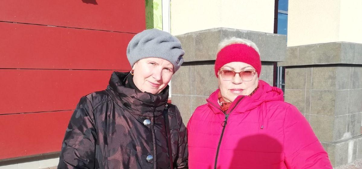 Две Татьяны одновременно назвали автора произведения. Фото: Кристина СОБИНСКАЯ