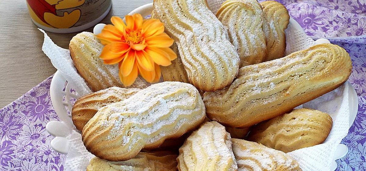 Вкусно и просто. Печенье из детской смеси
