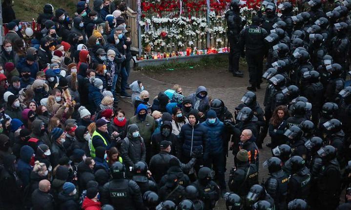 СК возбудил уголовное дело по факту акции памяти Романа Бондаренко
