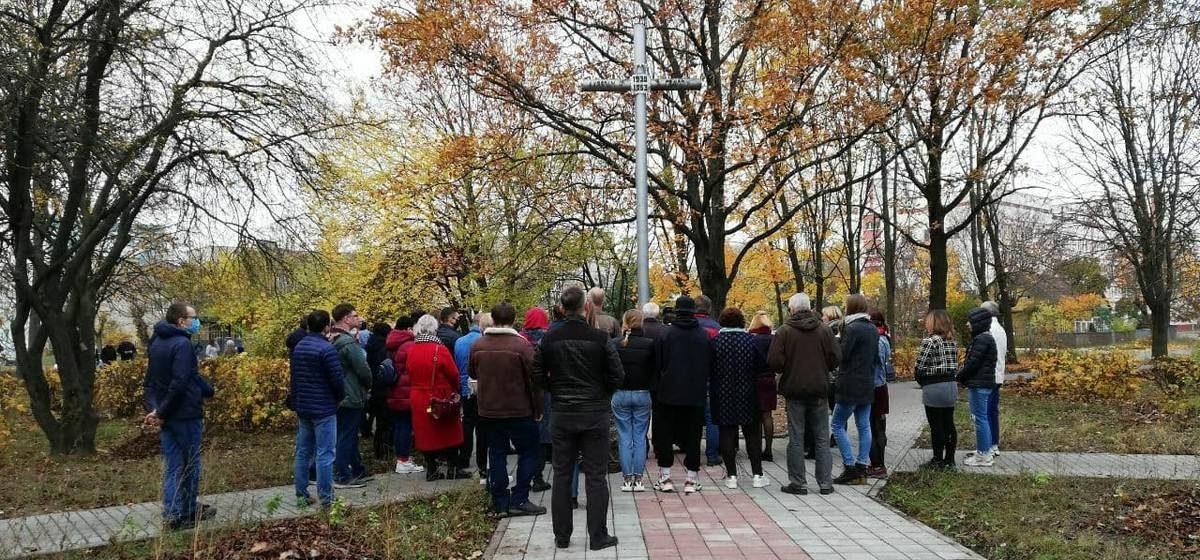 Что происходило в Барановичах 1 ноября. Онлайн