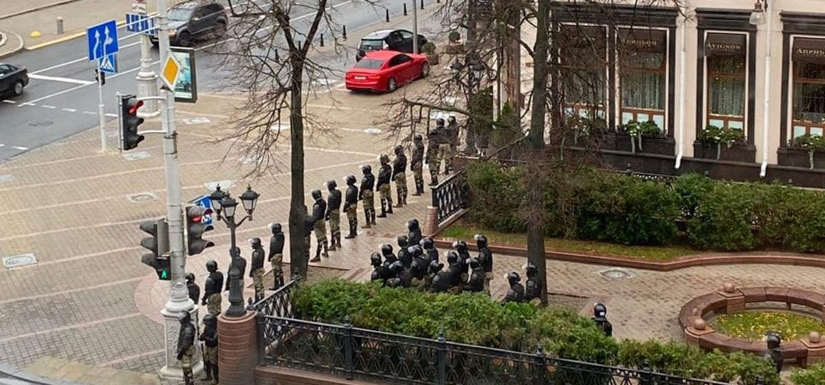 Около 500 задержанных. Как проходил Марш народовластия в Минске. Обновляется