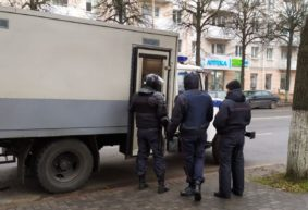 Задержания на «Марше против фашизма». Что происходило в Барановичах 22 ноября?