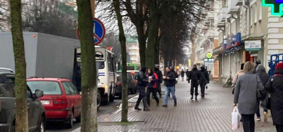 Сколько человек задержали в Барановичах 22 ноября, рассказали в милиции