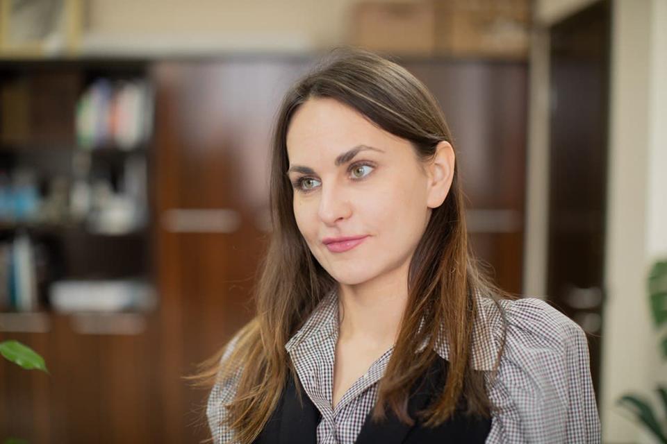 Операционный директор Domino's Pizza Беларусь Карина Кошевник.