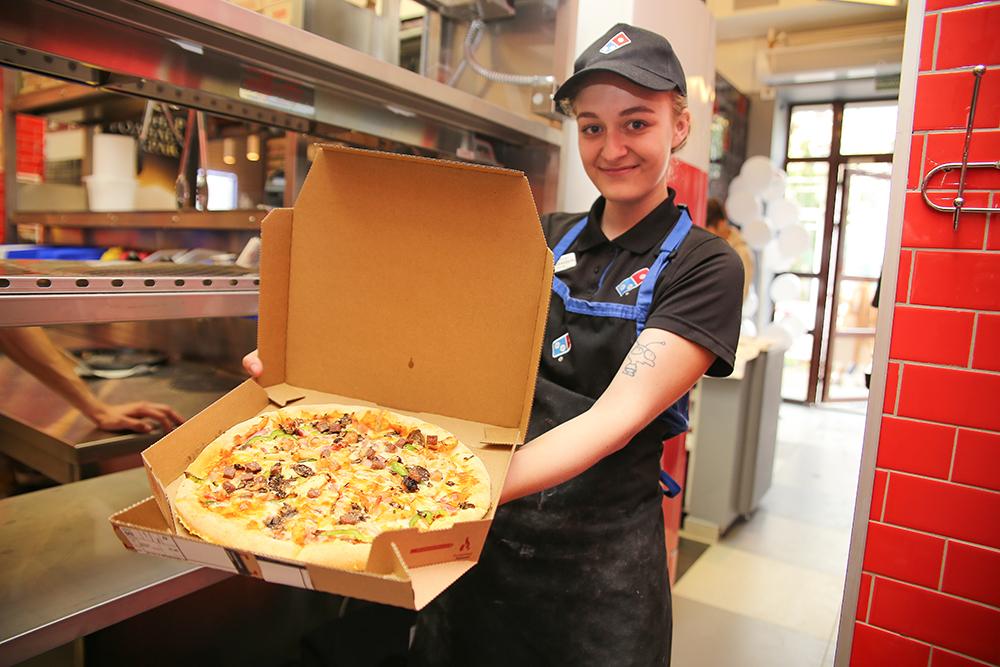 Пицца – это наша гордость и та радость, которую мы доставляем своим клиентам.