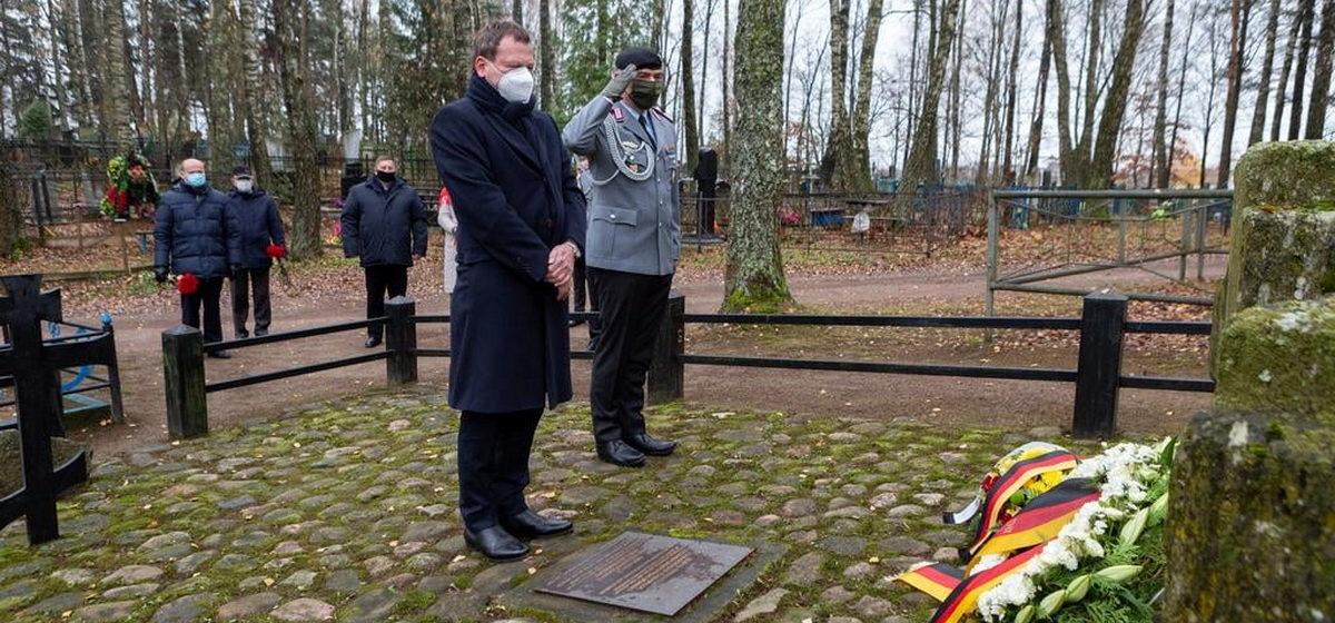 Посол Хутерер почтил память тех, кому пришлось пострадать от бесчеловечности*