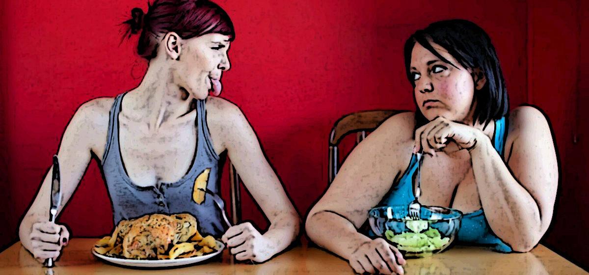 Дамы со зверским аппетитом. Четыре женских знака Зодиака, которые очень любят поесть