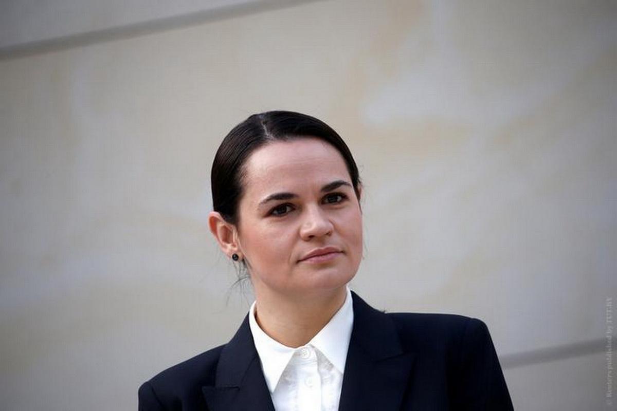 Светлана Тихановская. Фото: Reuters