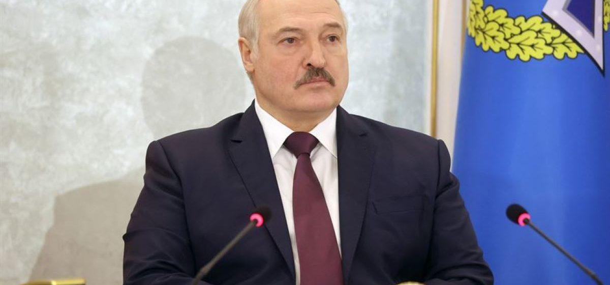 Лукашенко: В НАТО создается группировка для захвата западных белорусских земель