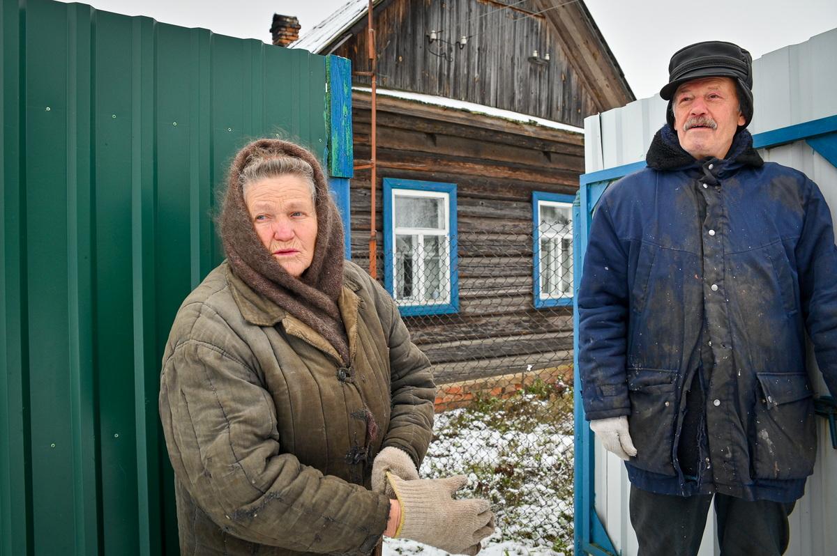 Бобруйск. Деревня Барановичи Бобруйского района и ее обитатели.