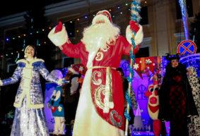Когда состоится открытие новогодней елки в Барановичах