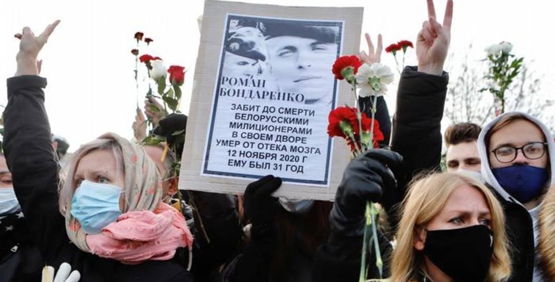 Мама Романа Бондаренко: Романа долго и жестоко били по голове