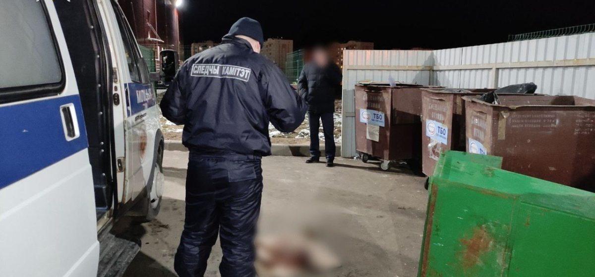 В мусорном контейнере в Витебске нашли тело младенца