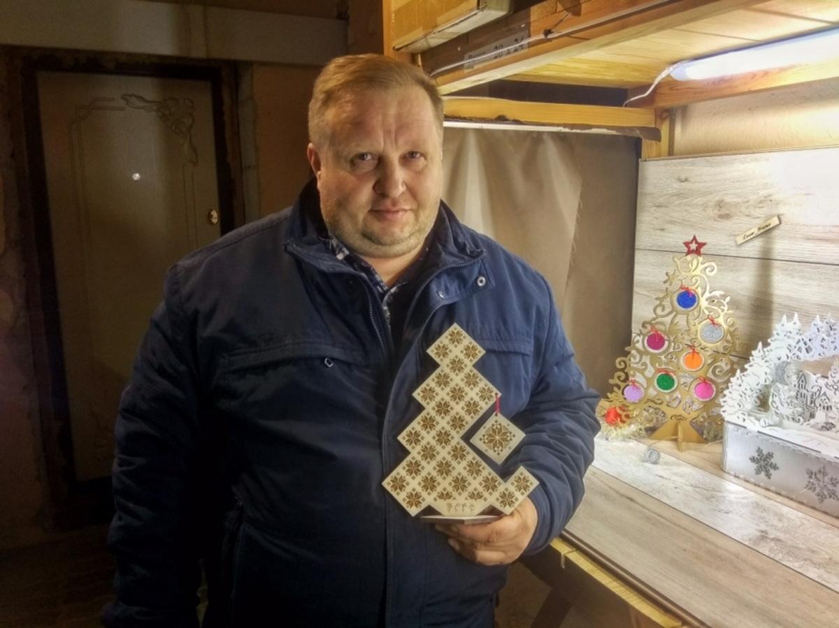 Александр Малечко.  Фото: Никита ПЕТРОВСКИЙ
