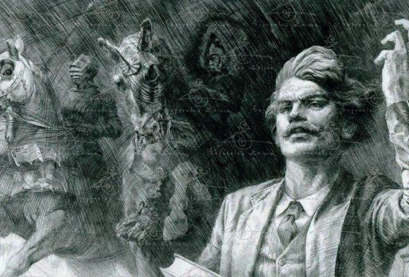 Тэст. «Усё лятуць і лятуць тыя коні…». Ці разбіраецеся вы ў творчасці Максіма Багдановіча?
