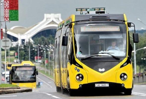 В Барановичах дорожает проезд в общественном транспорте