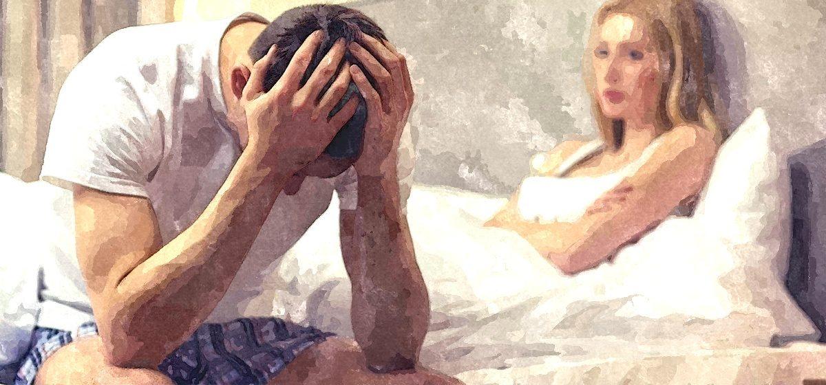 У мужа пропала потенция после того, как нас «застукала» теща. Что делать?