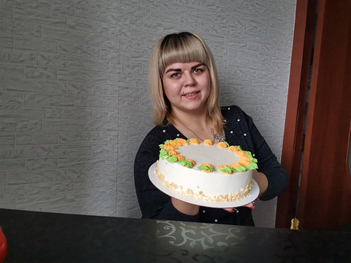 Мария Болтуть. Фото: личный архив
