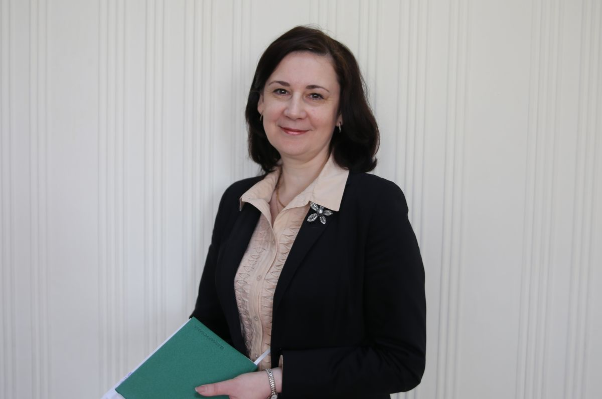 Элла Сташенко. Фото: Intex-press