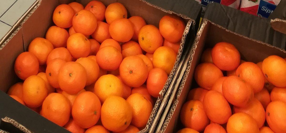 Какой вред здоровью могут принести мандарины