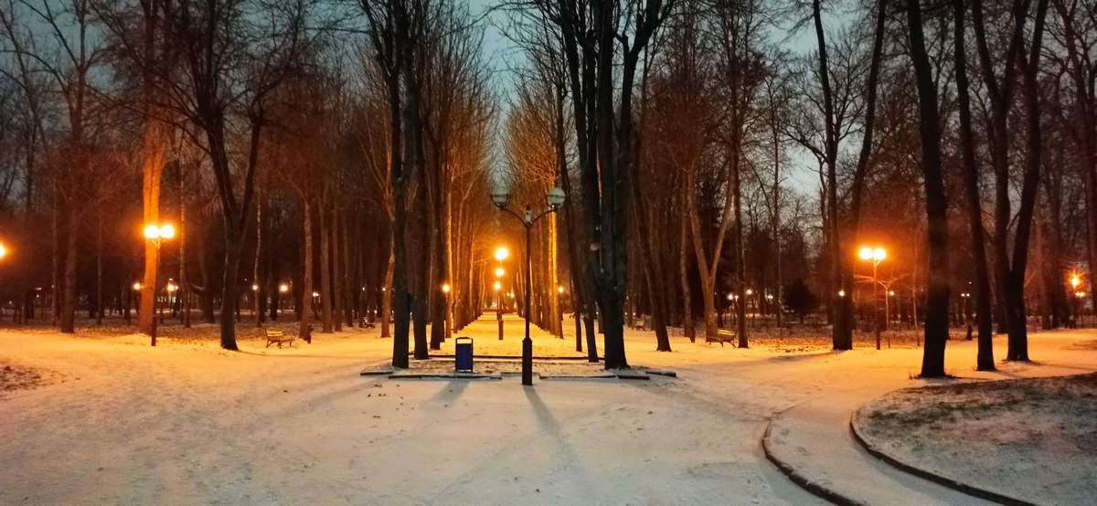 Говорят, что завтра снег растает. Это правда? Прогноз погоды в Барановичах на 16 декабря